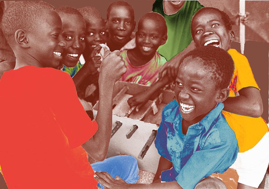 Thumbs Up - Senegal