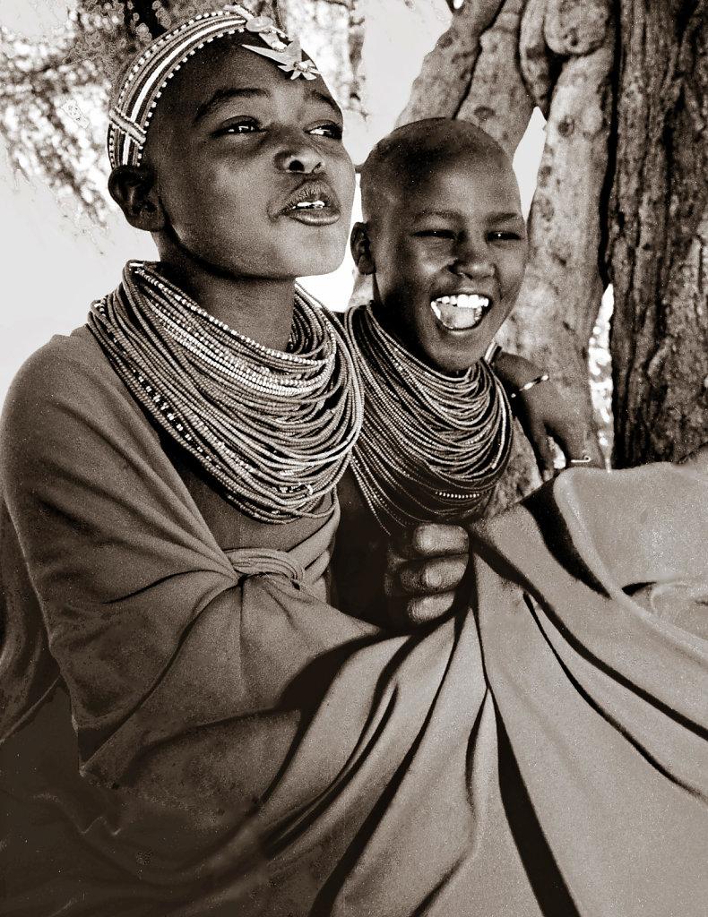 Adorned #1 - Kenya