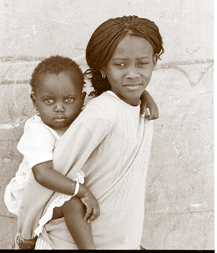 Big Sister - Senegal