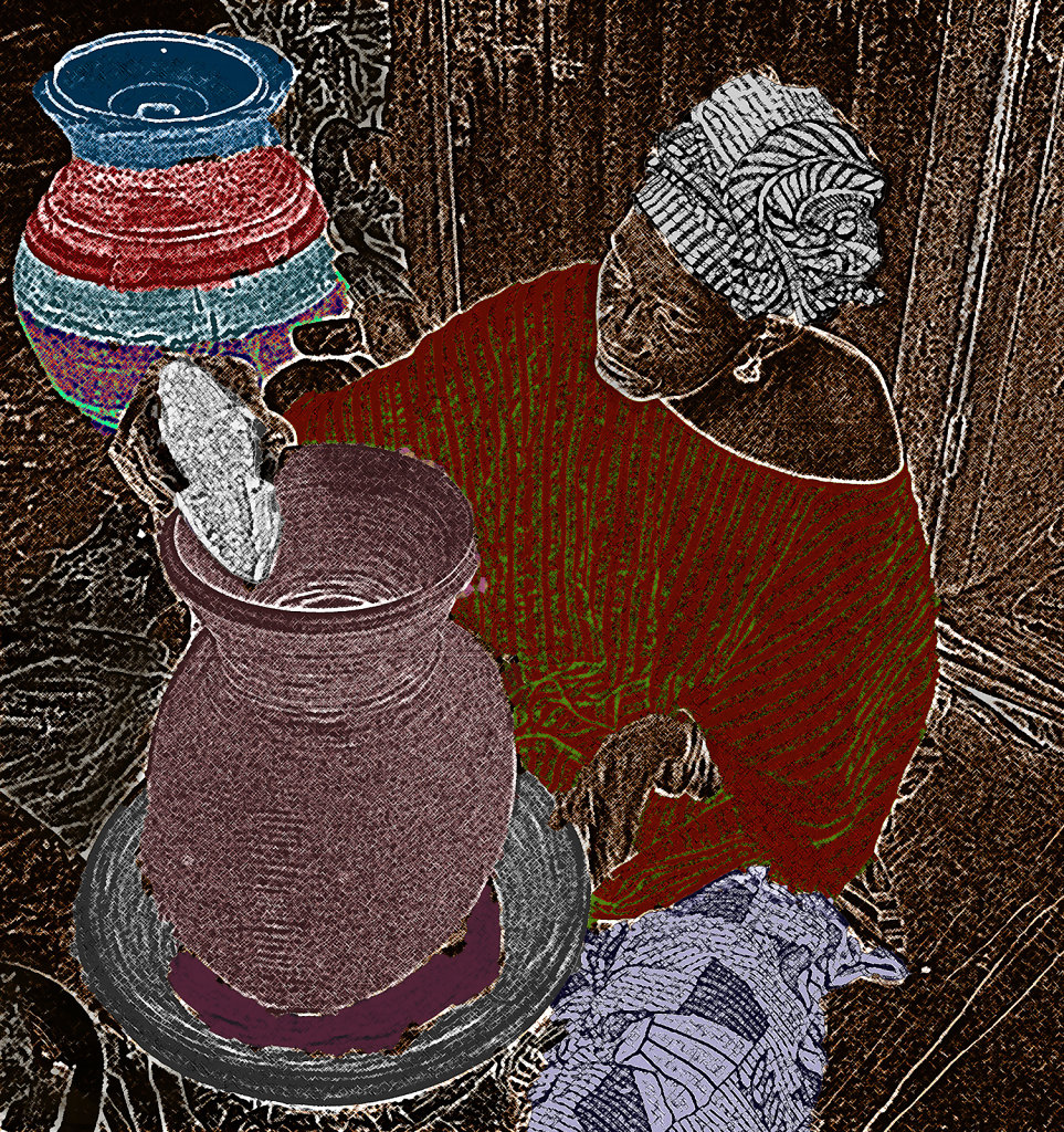 Potter - Mali