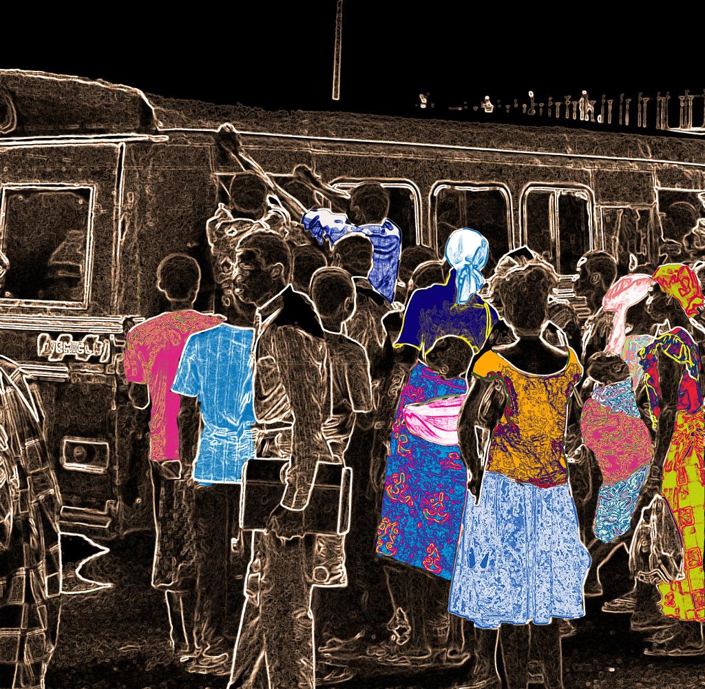 Rush Hour - Nigeria
