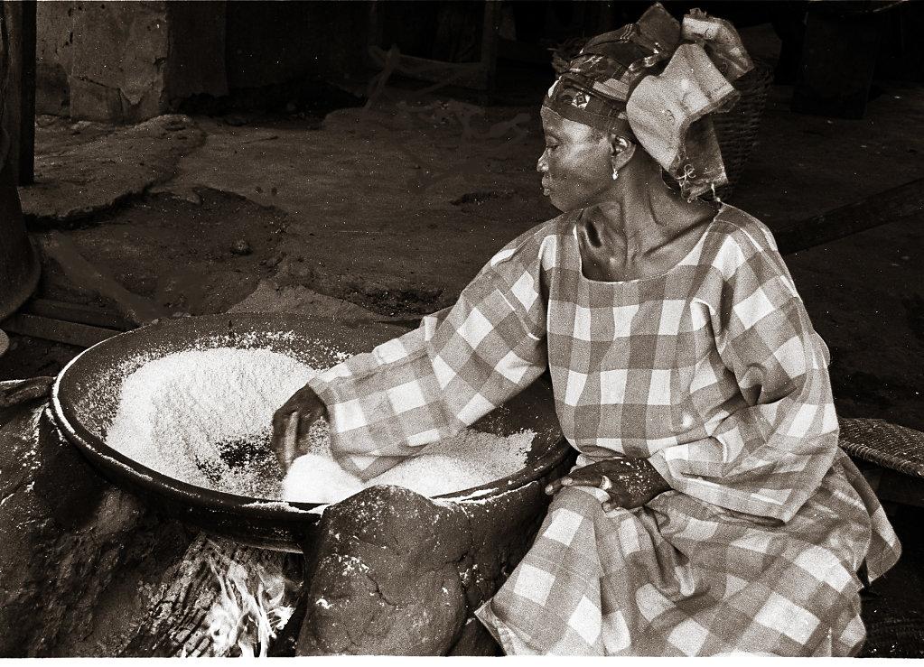 Gari - Nigeri