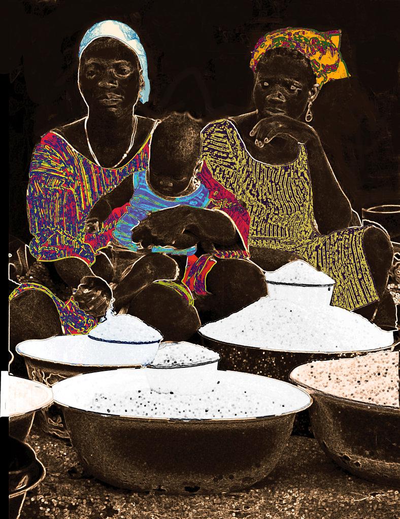 Rice & Beans - Nigeria