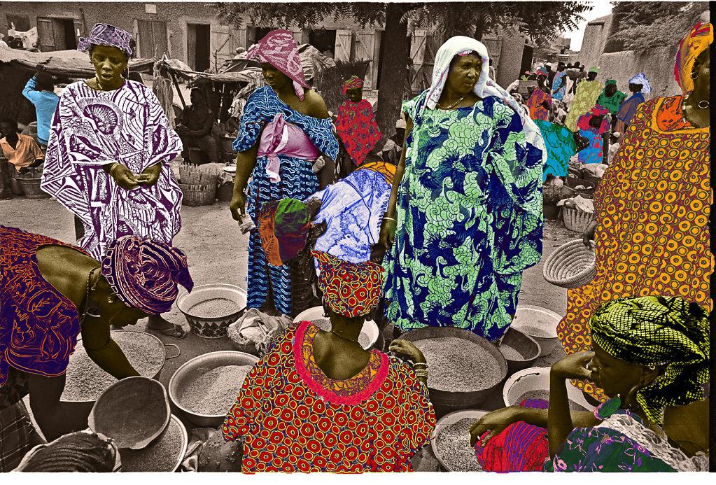 Grains - Mali