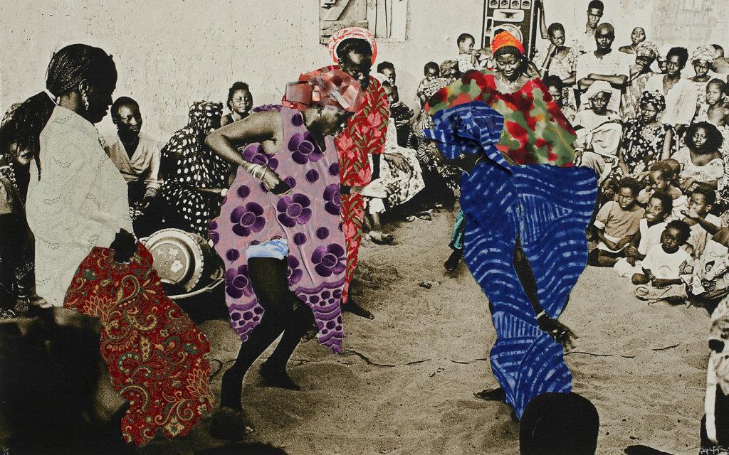 Backyard Party - Senegal