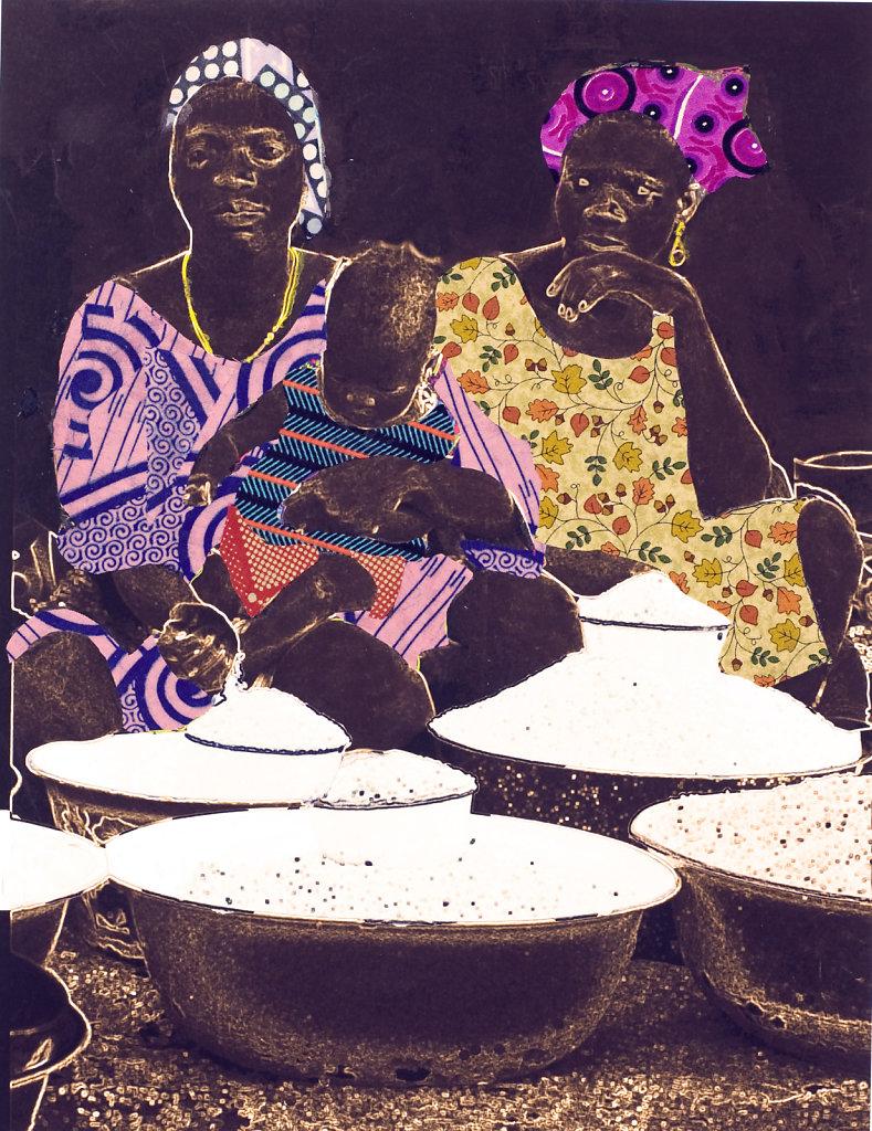 Rice & Beans #1C - Nigeria